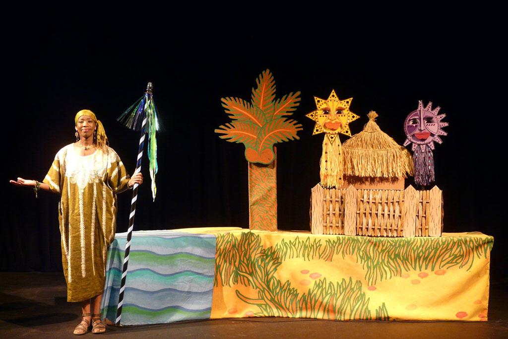 Auntie Lena African Stories