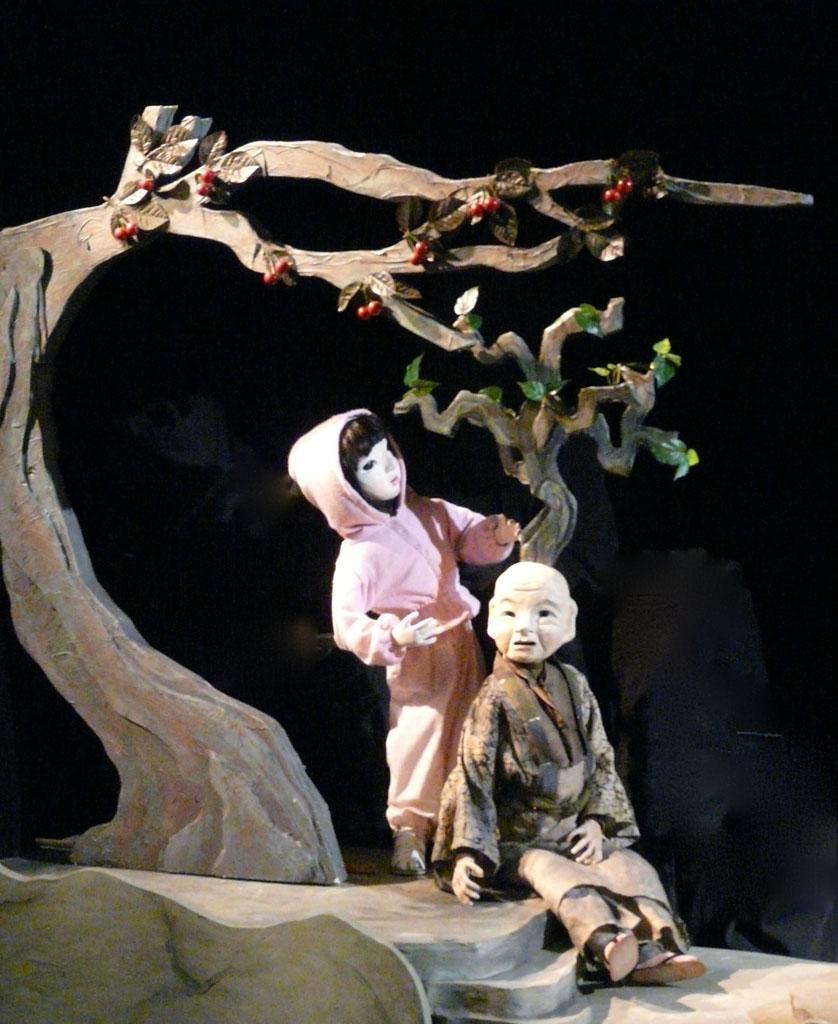 Hanako and the Cherry Tree