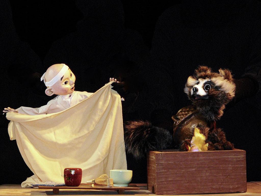 The Magic Teakettle